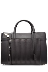Zadig And Voltaire Leather Tote Black