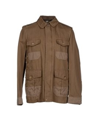 Historic Research Blazers Khaki