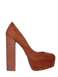 Carvela Kurt Geiger 150Mm Ariel Faux Suede Pumps