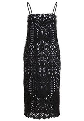 Wallis Summer Dress Black
