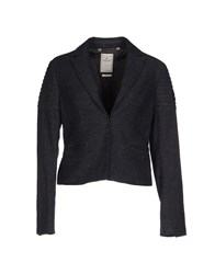 Replay Suits And Jackets Blazers Women Steel Grey