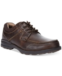 Dockers Pimlico Lace Up Shoes Men's Shoes Whiskey