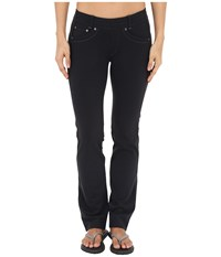 Kuhl M Va Straight Fit Pants Raven Women's Casual Pants Black