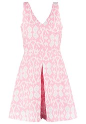 Gap Summer Dress Pink Rose