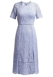 Whistles Lilly Cocktail Dress Party Dress Light Blue