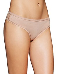 Fine Lines Pure Cotton G String Skin