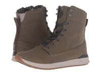 Reef Swellular Boot Hi Military Green Women's Boots Brown