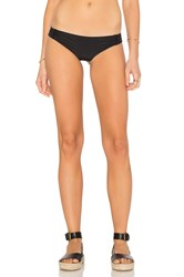 Rvca Smoke Show Cheeky Bottom Black
