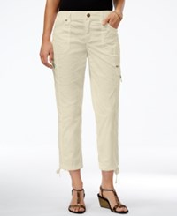 Styleandco. Style Co. Cropped Slim Fit Pants Only At Macy's Stonewall