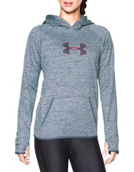 Under Armour Water Resistant Hooded Pullover Purple