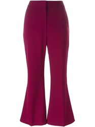 Stella Mccartney 'Angela' Trousers Pink And Purple
