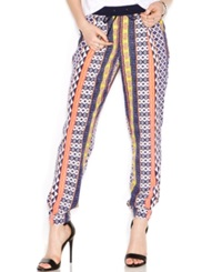 Sanctuary Printed Jogger Pants