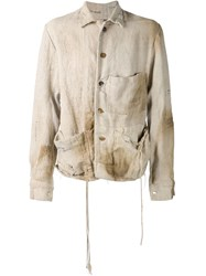 Greg Lauren One Of A Kind Jacket