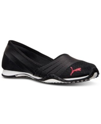 Puma Women's Asha Alt 2 Casual Sneakers From Finish Line Black Geranium