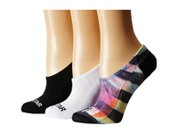 Converse Flag Sublimation Multi Women's No Show Socks Shoes