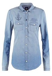 Gaastra Force Shirt Storm Cloud Blue