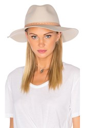 Rag And Bone Wide Brim Fedora White