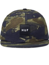 Huf Tiger Camo 6 Panel Cap