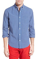 Men's Relwen 'Lakeside' Classic Fit Seersucker Gingham Sport Shirt