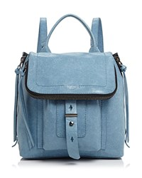 Botkier Backpack Warren Denim