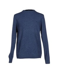 Timberland Sweaters Dark Blue
