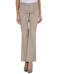 Hanita Casual Pants Beige