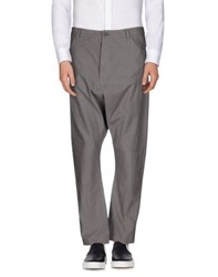 Lost And Found Lost And Found Trousers Casual Trousers Men Grey