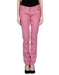 Gucci Denim Pants Pastel Pink