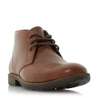 Howick Coyote Chukka Boots Brown