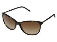 Burberry 0Be4180 Dark Tortoise Brown Gradient Fashion Sunglasses