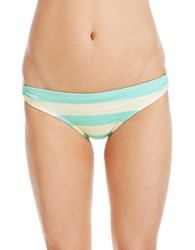 Juicy Couture Sixties Stripe Hipster Aqua