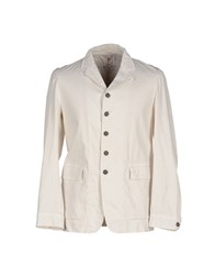 Mason's Suits And Jackets Blazers Men Ivory