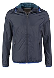 Napapijri Avalon Summer Jacket Blue Marine Dark Blue