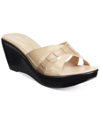 Callisto Athena Alexander By Rally Wedge Sandals Women's Shoes Natural