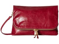 Hobo Adrian Red Plum Handbags