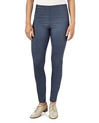 Phase Eight Amina Darted Leggings Chambray