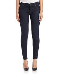 Lucky Brand Midrise Skinny Jean Palmdale Blue