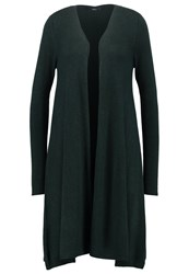 Only Onlmalaga Cardigan Scarab Dark Green
