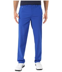 Puma 6 Pocket Pants Surf The Web Men's Casual Pants Blue
