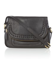Dickins And Jones Small Kerry Crossbody Bag Black