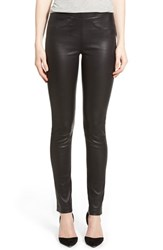 Women's Zadig And Voltaire 'Pharel' Leather Skinny Pants