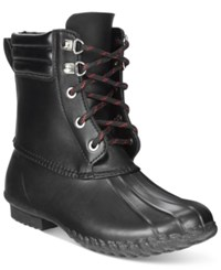 American Living Lyndsey Lace Up Rain Booties A Macy's Exclusive Style