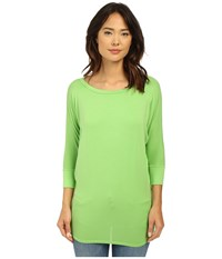 Culture Phit Lara Modal Top Green Flash Women's T Shirt