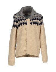 Red Soul Knitwear Cardigans Men Beige