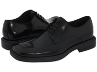 Kenneth Cole Merge Black Leather Men's Shoes