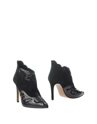 Rebeca Sanver Shoe Boots Black