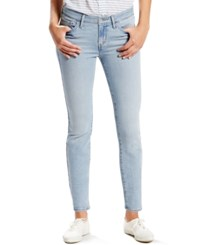 Levi's 712 Slim Fit Ankle Jeans