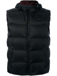 Michael Kors Padded Gilet Black