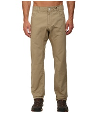 Black Diamond Lift Off Pants Dune Men's Casual Pants Taupe