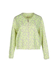 Chlotilde Suits And Jackets Blazers Women Acid Green